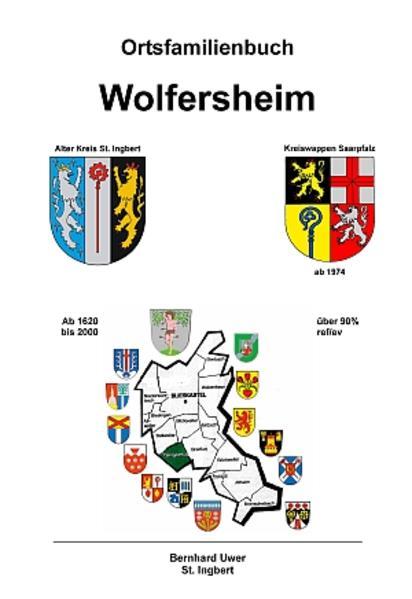 Ortsfamilienbuch Wolfersheim 17.-20. Jhd. - Coverbild