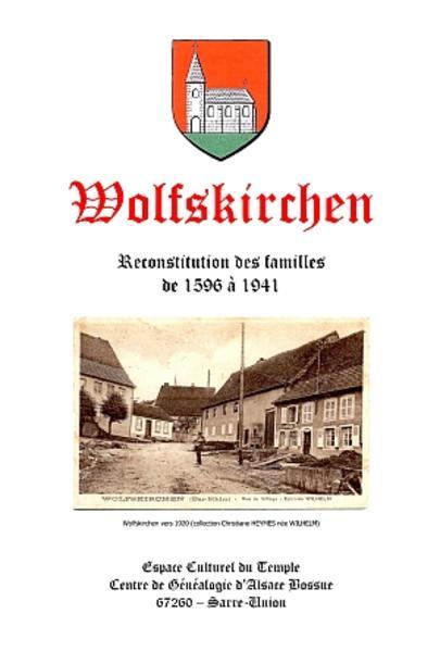 Wolfskirchen (in franz. Sprache) - Coverbild