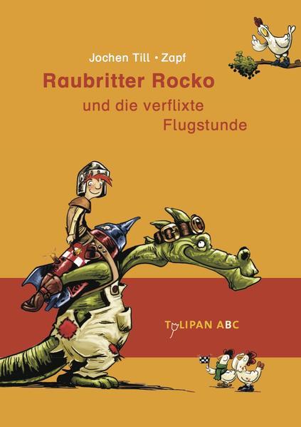 Raubritter Rocko und die verflixte Flugstunde - Coverbild