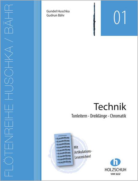 Technikheft - Coverbild
