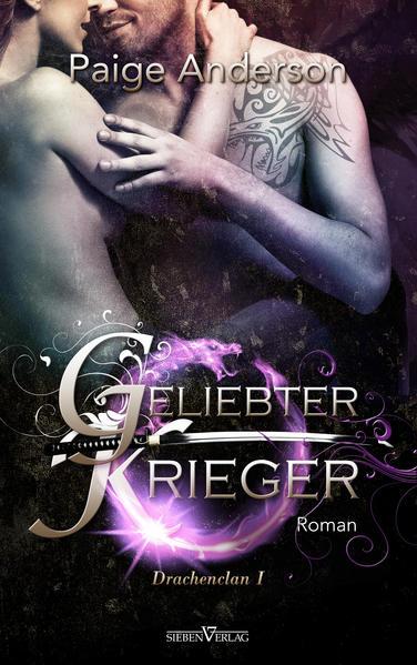 Geliebter Krieger - Coverbild