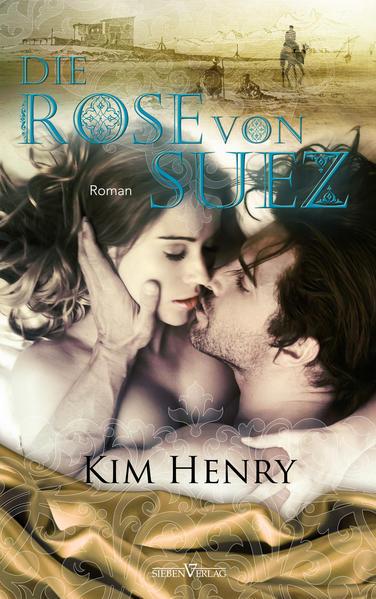 Die Rose von Suez - Coverbild