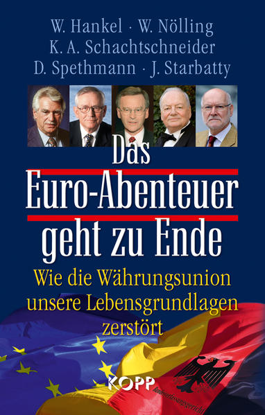 Kostenloses Epub-Buch Das Euro-Abenteuer geht zu Ende