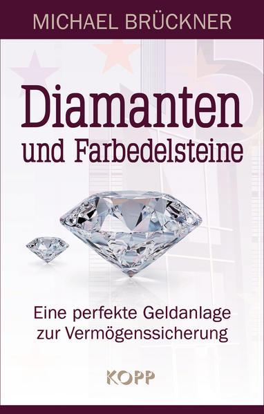 Diamanten und Farbedelsteine - Coverbild