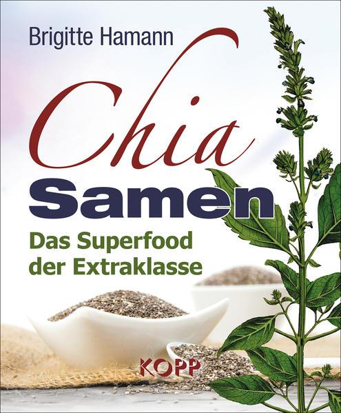 Chia-Samen - Coverbild