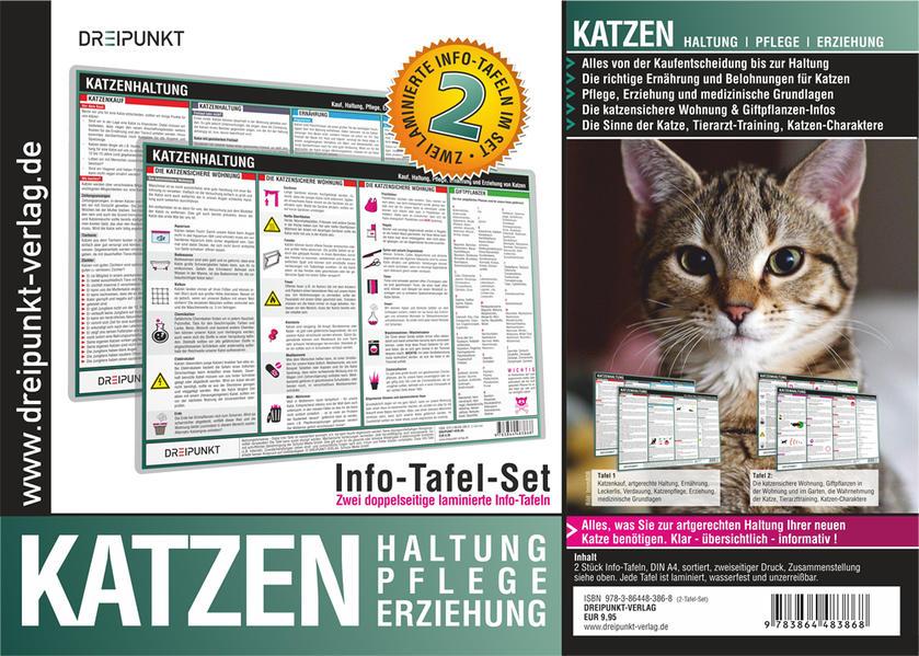 Katzen - Coverbild