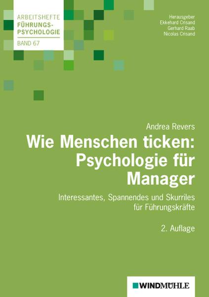 Epub Download Wie Menschen ticken: Psychologie für Manager