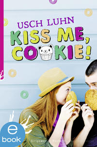 Kiss me, Cookie! Cover