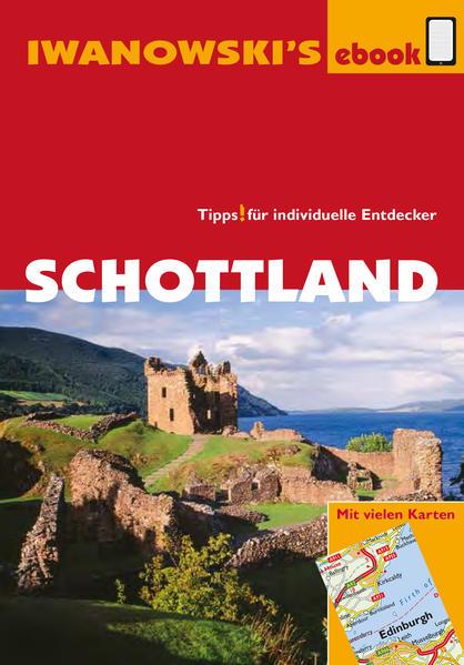 Schottland - Reiseführer von Iwanowski - Coverbild