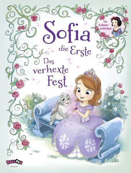 Sofia die Erste - Das verhexte Fest - Coverbild