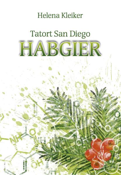 Tatort San Diego - Habgier - Coverbild