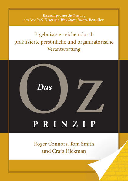 Das Oz-Prinzip - Coverbild