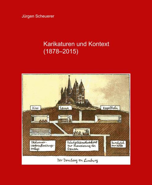 Karikaturen und Kontext (1878-2015) - Coverbild