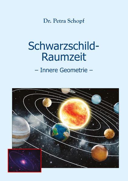 Schwarzschild-Raumzeit - Coverbild