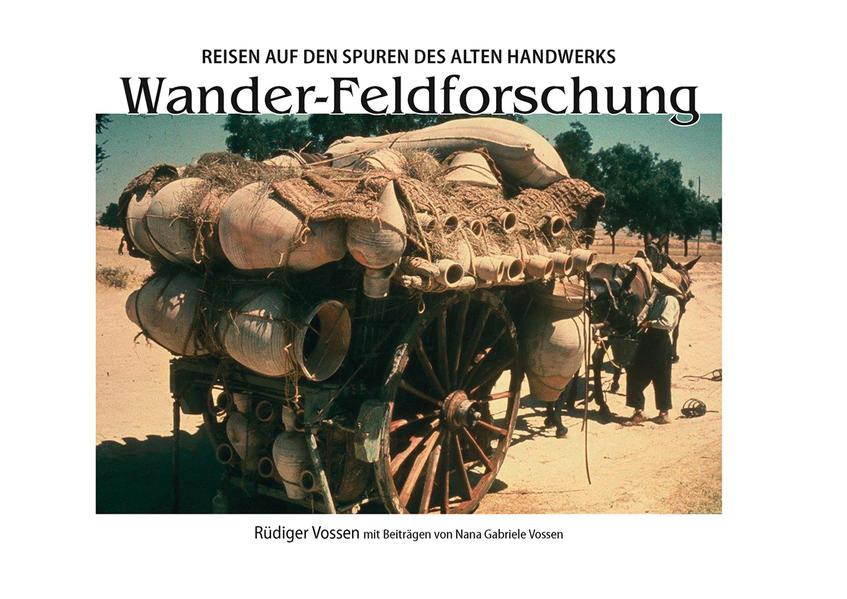 Wander-Feldforschung - Coverbild
