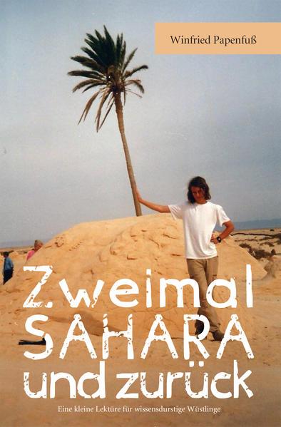 Zweimal Sahara und zurück - Coverbild