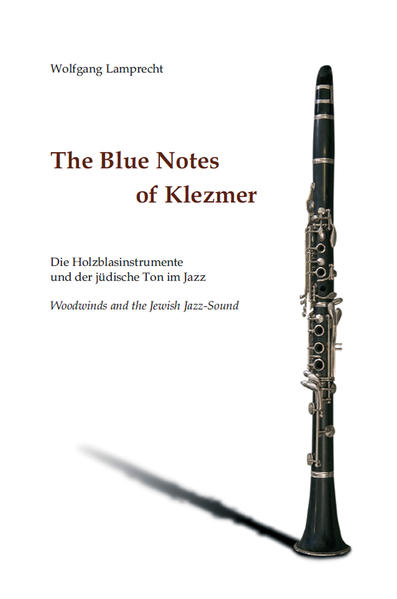 The Blue Notes of Klezmer - Coverbild