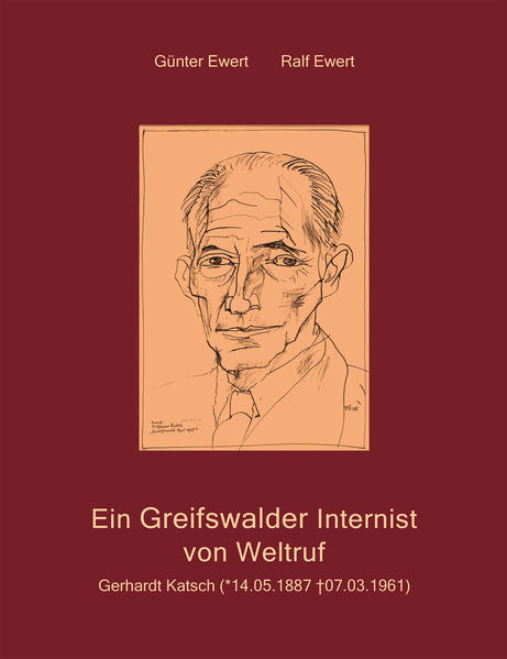 Ein Greifswalder Internist von Weltruf - Coverbild