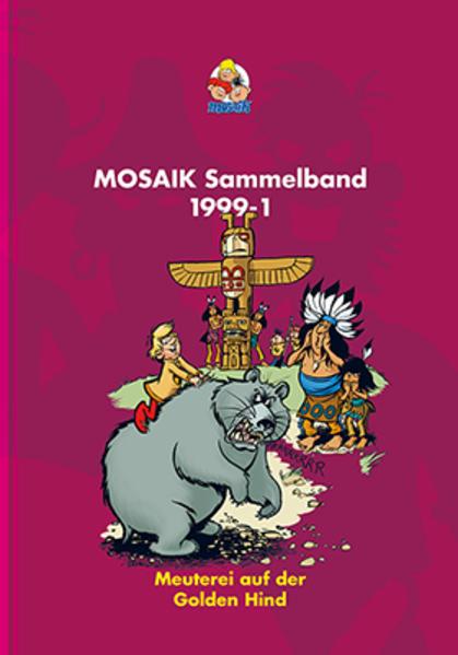 MOSAIK Sammelband 70 Hardcover - Coverbild
