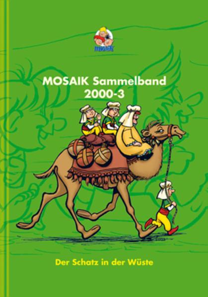 MOSAIK Sammelband 75 Hardcover - Coverbild