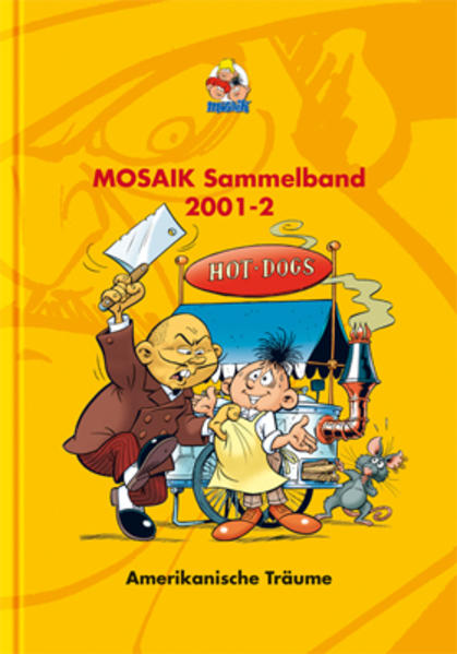 MOSAIK Sammelband 77 Hardcover (2/01) - Coverbild