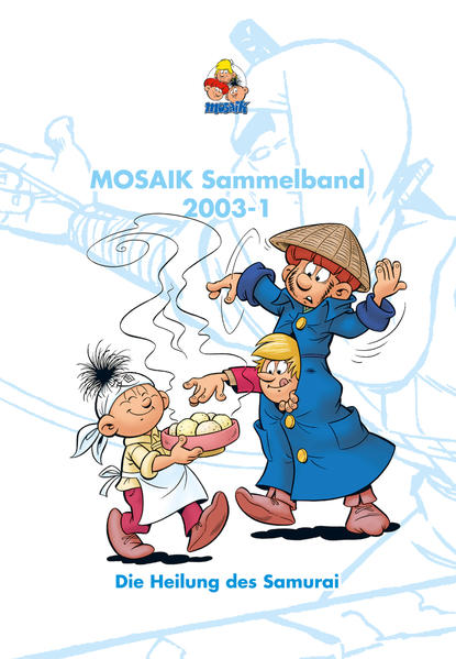 MOSAIK Sammelband 82 Hardcover (1/2003) - Coverbild