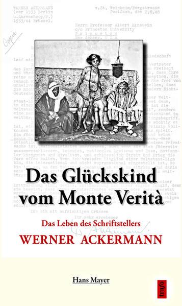 Das Glückskind vom Monte Verità - Coverbild