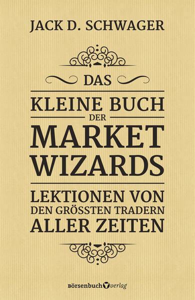 Das kleine Buch der Market Wizards - Coverbild
