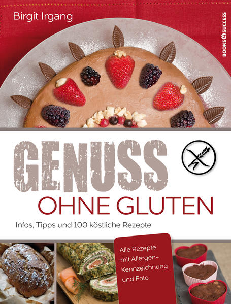 Genuss ohne Gluten - Coverbild