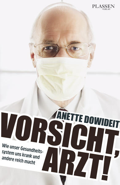 Vorsicht, Arzt! - Coverbild