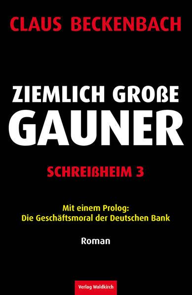 Ziemlich große Gauner - Schreißheim 3 - Coverbild
