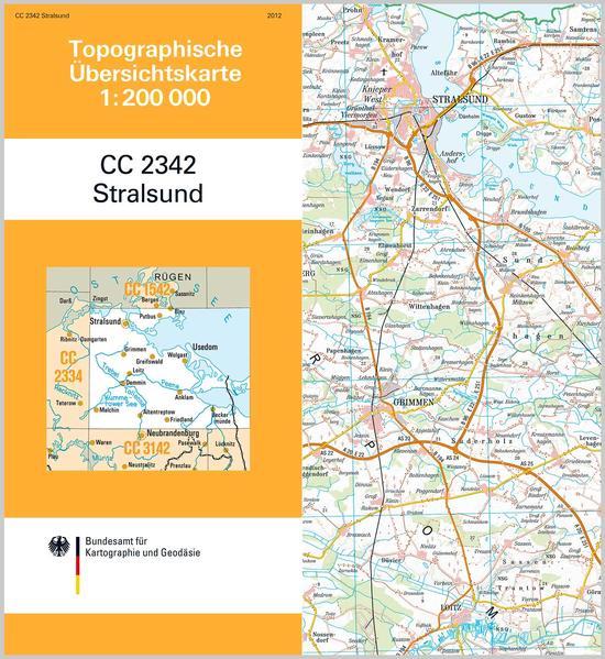 Stralsund - Coverbild