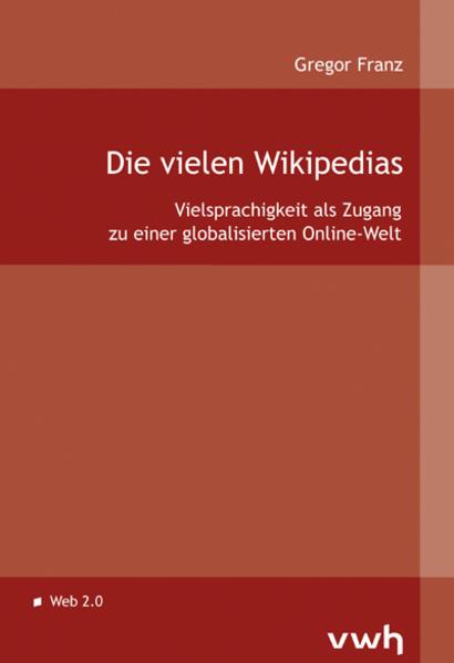 Die vielen Wikipedias - Coverbild