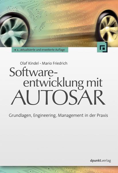 Softwareentwicklung mit AUTOSAR - Coverbild