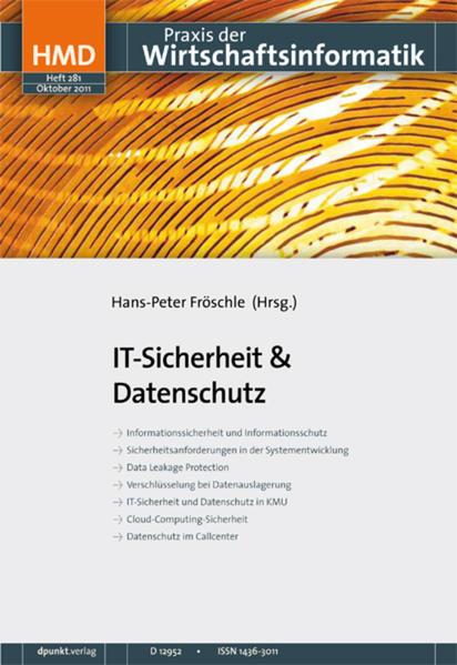 IT-Sicherheit & Datenschutz - Coverbild