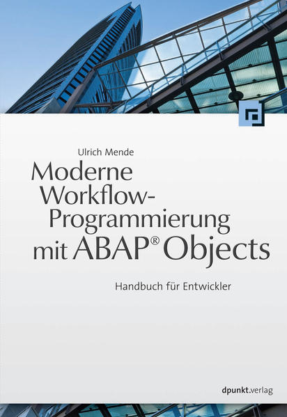 Moderne Workflow-Programmierung mit ABAP® Objects - Coverbild