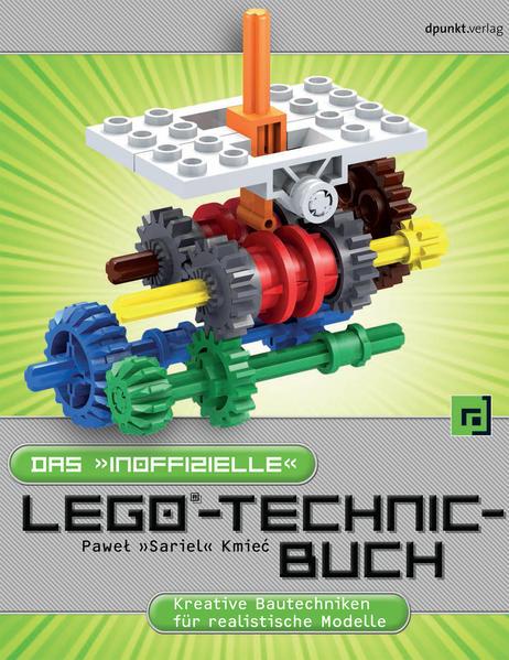 Das 'inoffizielle' LEGO®-Technic-Buch - Coverbild