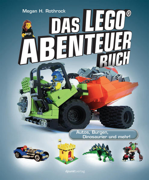 Das LEGO®-Abenteuerbuch - Coverbild