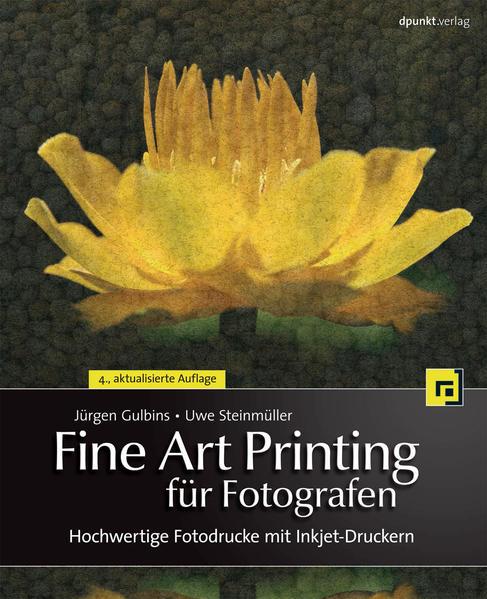 Fine Art Printing für Fotografen - Coverbild