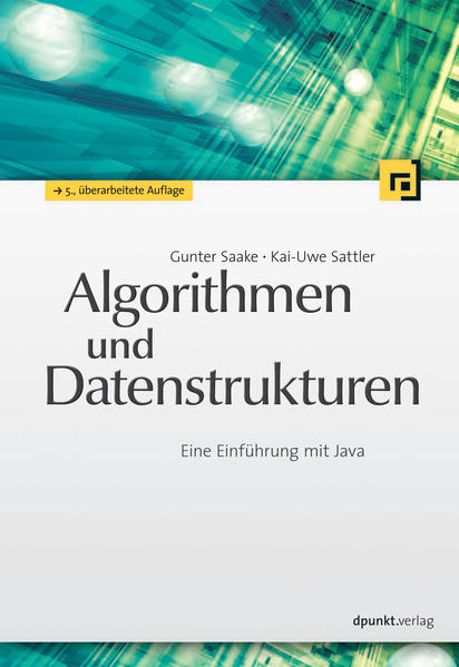 Algorithmen und Datenstrukturen - Coverbild