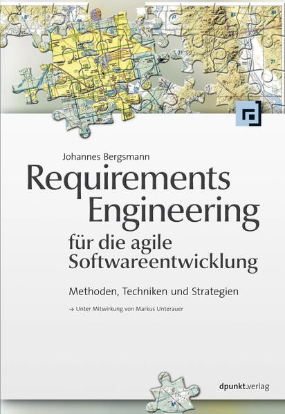 Requirements Engineering für die agile Softwareentwicklung - Coverbild