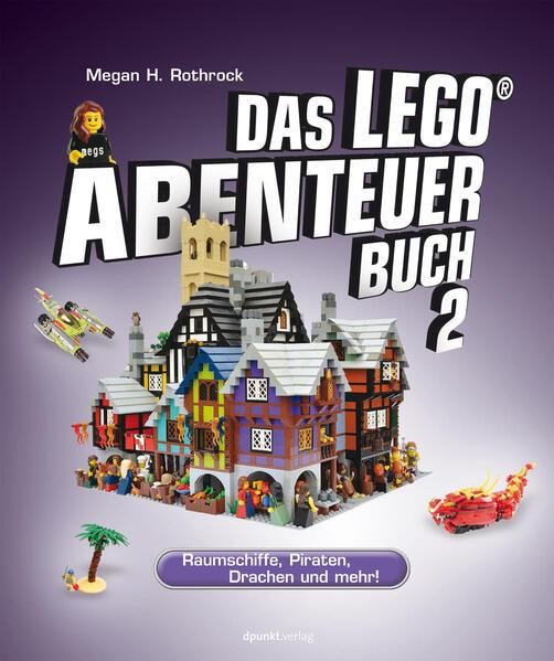 Das LEGO®-Abenteuerbuch 2 - Coverbild