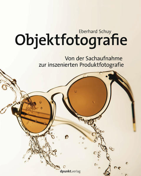 Objektfotografie - Coverbild