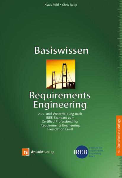 Basiswissen Requirements Engineering - Coverbild