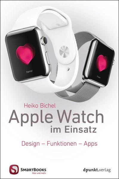 Apple Watch im Einsatz - Coverbild