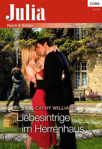 Liebesintrige im Herrenhaus - Coverbild