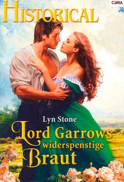 Lord Garrows widerspenstige Braut - Coverbild