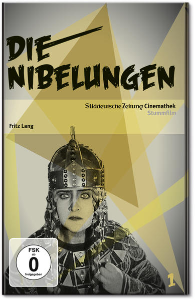 Die Nibelungen - Coverbild
