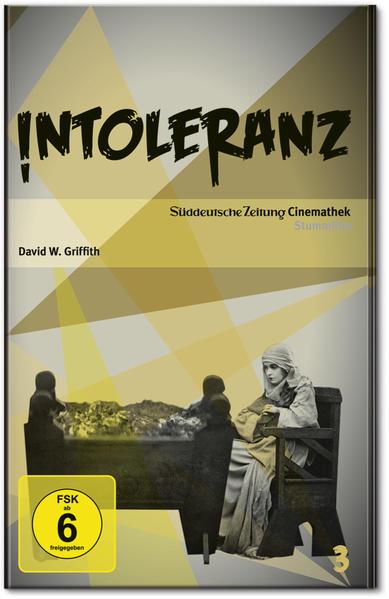 Intoleranz - Coverbild