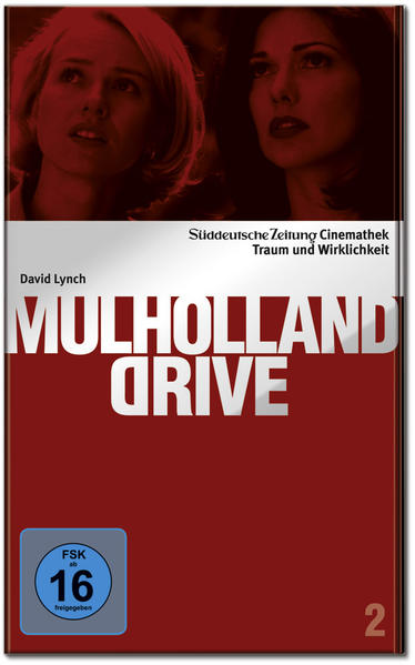 Mulholland Drive - Coverbild